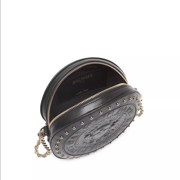79247cc75b Balmain Bags   Renaissance Disco Crossbody Bag   Poshmark